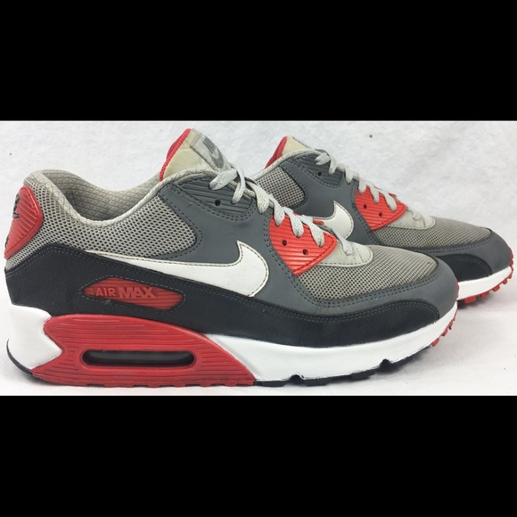 f47e324afa Nike Shoes | Air Max 90 Essential Cool Gry Blackinfrared | Poshmark